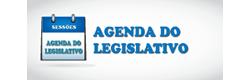 Calendário das sessões ordinárias