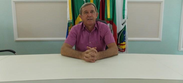 Jânio Schenal – Presidente da Câmara de Vereadores de Alpestre
