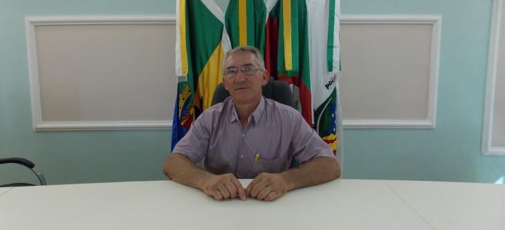 Vereador do PTB -  Pedro Pietroski