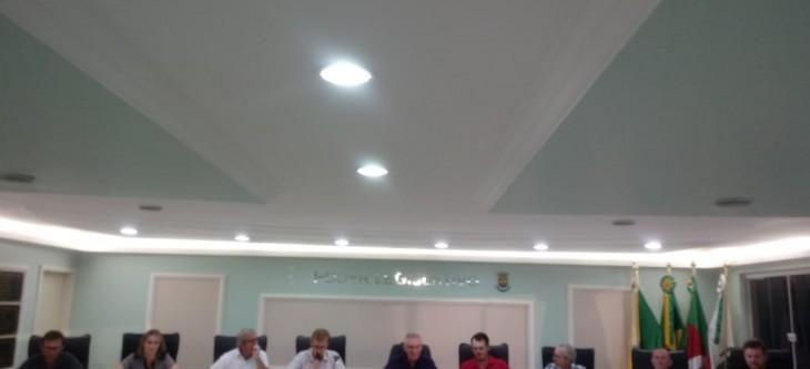 PRIMEIRA SESSÃO ORDINÁRIA DE 2020 FOI REALIZADA NESTA TERÇA FEIRA.
