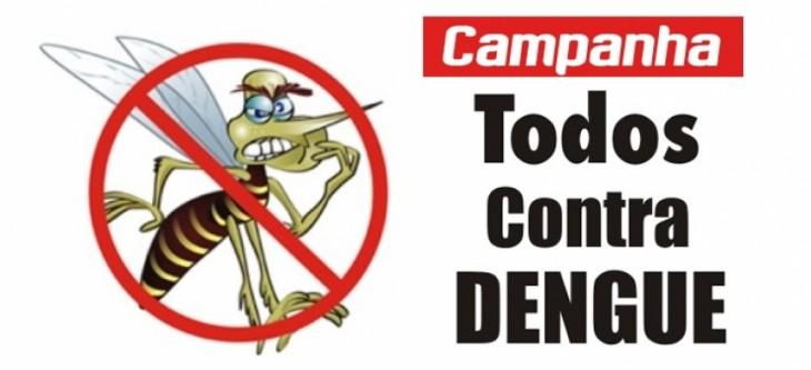 CAMPANHA – TODOS CONTRA A DENGUE