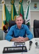 JÂNIO JOSÉ SCHENAL-1º vice-presidente da Câmara para 2021