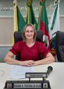 ROSANE FONTANA DA SILVA -2ª secretária da Câmara para 2021