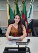 Ana Carolina Rossetti-1ª secretária da Câmara para 2021
